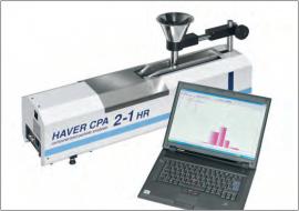 德国HAVER CPA 2-1HR动态图像粒度仪