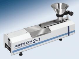 德国HAVER CPA 2-1动态图像粒度仪