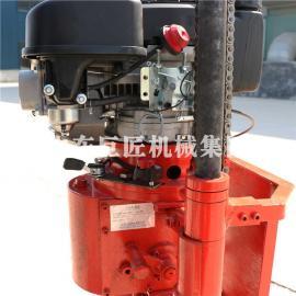 巨匠30米轻便取样钻机QZ-2C汽油机动力地质岩心钻机