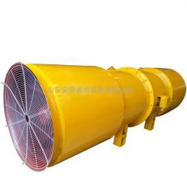 SDF系列F隧道风机|隧道专用高压管道风机|压入式对旋轴流风机