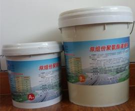 公路嵌缝胶和伟恒牌25kg/桶冷施工聚氨酯灌缝胶