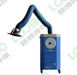 移动式自动反吹焊接烟尘净化器LB-SZ(D)粉尘净化器