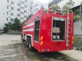 重汽24吨泡沫消防车现车销售 消防车质量好 价优惠 全国联保