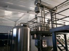 生产型水汽蒸馏植物精油提取设备