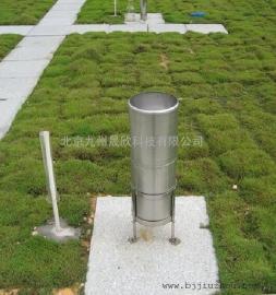 人工观测雨量器
