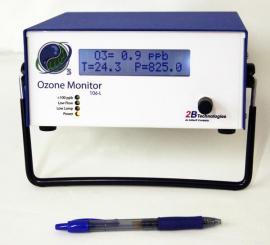 美国进口2BTech Model 106L臭氧分析仪 便携式进口臭氧分析仪