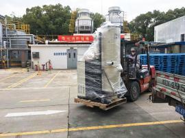 移动脉冲工业吸尘器车间吸粉尘纸屑手推集尘机WX40F