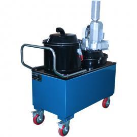 车间保洁回收切削液用固液分离机凯达仕215OIL