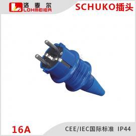 安吉洛麦尔 16A SCHUKO插头插座 工业电气插头