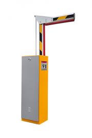 小区物业道闸收费管理系统曲臂道闸ND-604