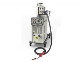 松下经济型铝合金焊接机MIG双脉冲气保焊机YD-350FD1