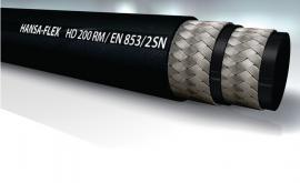 HANSA-FLEX热塑性软管 HD 200 RM (2SN) 适用极端条件