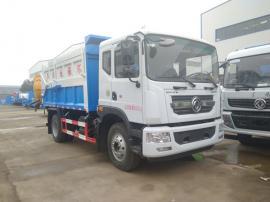 12立方15立方含水污泥运输车 载重12吨15吨污泥清运车报价