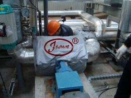 耐高温保温套 泵保温套 可拆卸保温套
