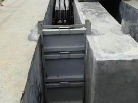 叠梁钢制闸门 钢制叠梁闸门 钢闸门直供 全网*优