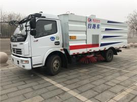 东风多利卡8吨湿式扫路车