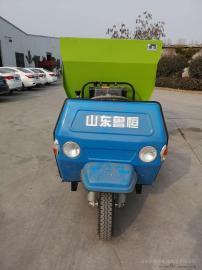 自走式饲料撒料车 电动三轮撒料车图片 简单方便