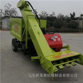 自走式吸粪车 养殖场适用清粪车型号 提供视频技术