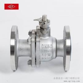 高性能CF8不锈钢球阀Q41F-16P,Q41F-25P,Q41F-40P,Q41F-64P