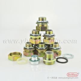可锻铸铁接头,金属软管M20*1.5外丝螺纹接头