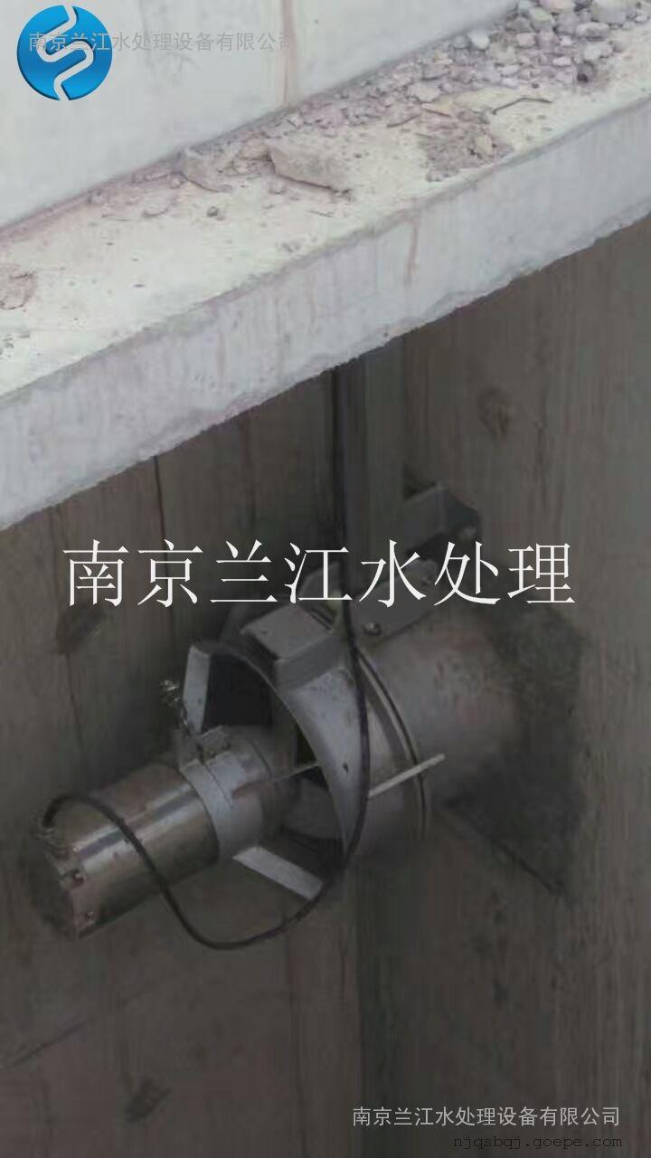 QJB-W2.5污泥回流泵现场安装
