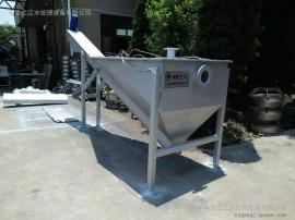 LSSF不锈钢无轴砂水分离器运行效果