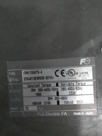 FRN75G9S-4JE变频器电梯提升机期待您的加入