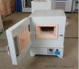 造纸厂专用1000度灰分测定马弗炉SXZ-2.5-10H塑料灰化�t