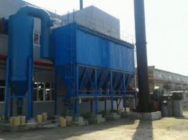 生物质锅炉使用除尘器