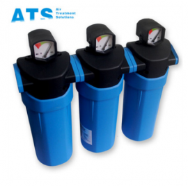 意大利ATS高品质压缩空气精密过滤器F0070油气水分离器适2M3立方