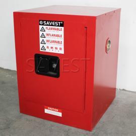 4加仑可燃液体防火安全柜红色防爆柜工业安全柜