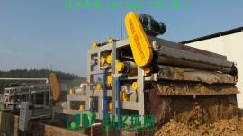 洗砂污泥脱水机,砂场污泥压泥设备