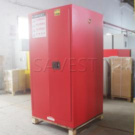 60加仑可燃液体防火安全柜红色防火防爆柜化学品安全柜