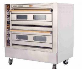 恒联两层四盘电烤箱
