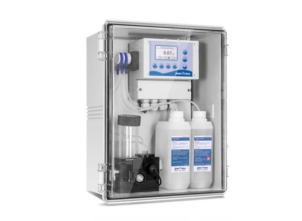 JENSPRIMA在线DPD比色法余氯分析仪PACON 2500