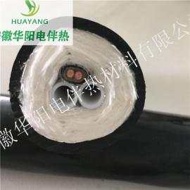 华阳生产/制造cems伴热管线 烟气伴热复合取样管