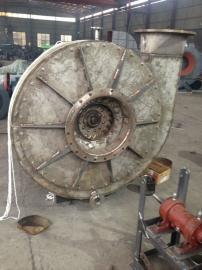 磷化厂黄磷尾气增压风机