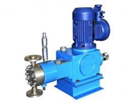 液压隔膜式计量泵 无泄漏耐腐蚀防爆计量泵