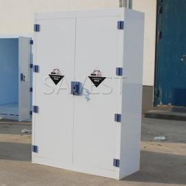 45加仑PP酸碱柜聚丙烯柜强腐蚀品柜强酸强碱储存柜PP柜
