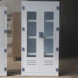 SAVEST双门PP药品柜耐腐蚀药品柜强酸碱药品储存柜