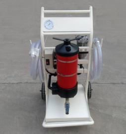 油过滤LYC-A320润滑油实用小型滤油车