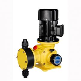 机械隔膜式计量泵 PVC塑料计量泵 无泄漏耐酸碱泵