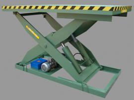 坚固耐用型固定式卸货升降平台
