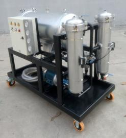 滤油机LYC-J1006液压油高档聚结脱水过滤机