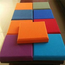 幼儿园降噪专用 岩棉布艺吸声墙板