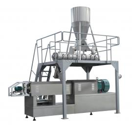 时产2-3T双螺杆高配lt115挤压膨化机