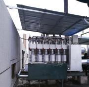 万纯汽油机/柴油机测试台架尾气净化 发动机试验台架烟气净化