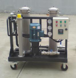 滤油机GLYC系列Q v液压油耐用高粘油滤油机