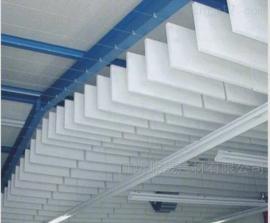 地铁站降噪专用 岩棉玻纤垂片式吸音板