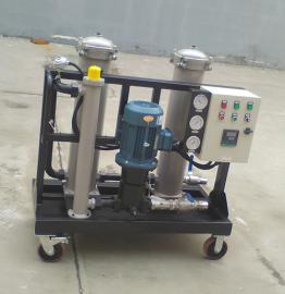 净化设备GLYC系列kJ0工业齿轮油实用高粘油过滤机